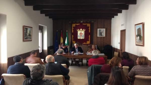 Junta General del Consorcio de Aguas Sierra de Segura