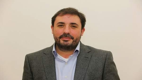 Unai Hualde, presidente del PNV en Navarra.