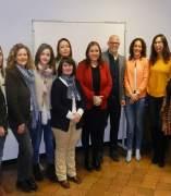 Reunión entre dinamizadores de CIE y representantes de Iprodeco