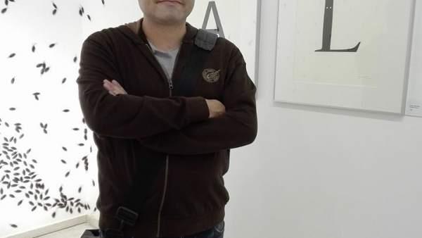 El escritor vallisoletano David Acebes