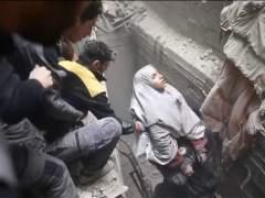 Siria se ceba bombardeando Guta Oriental: 500 muertos