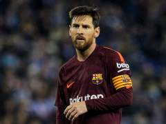 Muere en Argentina el abuelo materno de Messi