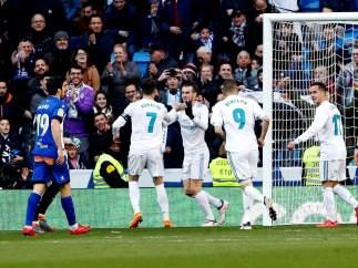 Gol del Real Madrid