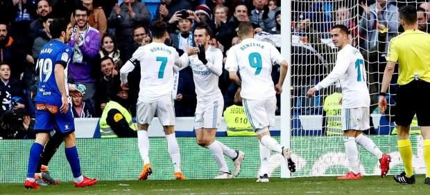 Cristiano Ronaldo lidera al Real Madrid en su victoria sobre el Alavés