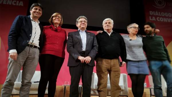 J. Rosiñol, A. Balletbò, E. Millo, M. Ibarz, A. Grau y R. Montañola