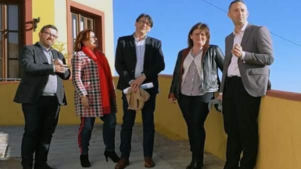 PSOE en Carratraca