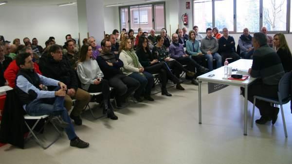 Escuela formación PSOE
