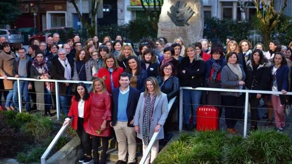 Gonzalo Caballero participa en Jornadas de Mujer