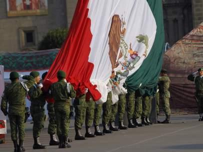 Día de la Bandera en México