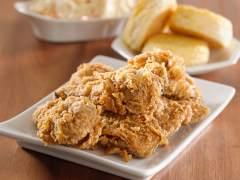 La receta del pollo frito al estilo sureño