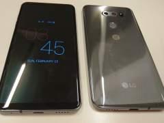 LG presenta el V30s, con inteligencia artificial