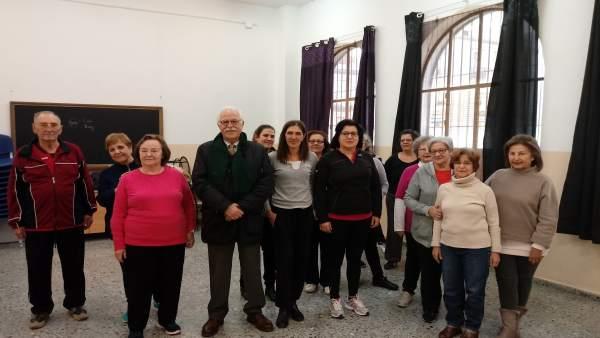 Ampliación del espacio ciudadano 'Los Alambres' en Sevilla