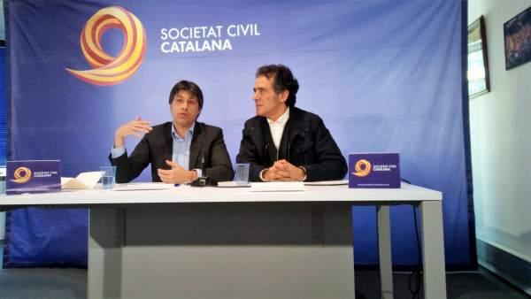 José Rosiñol, Àlex Ramos (SCC)