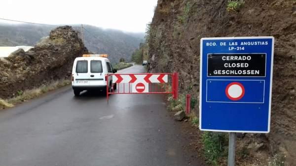 Carretera de Los Brecitos