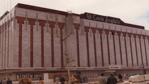 Valladolid.- Edificio de Paseo Zorrilla en 1988