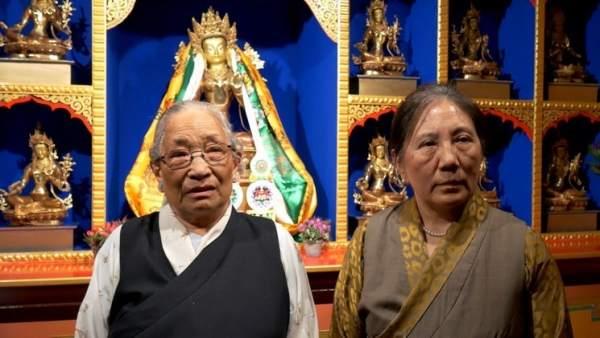 Fotograma de 'Secuestrando el Tíbet'