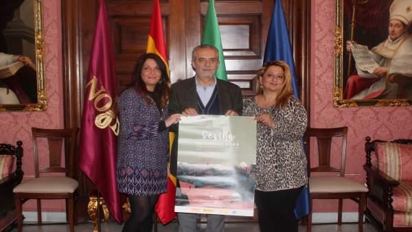 El Ayuntamiento de Sevilla apoya la campaña 'Partir de Cero'