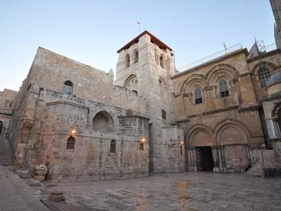 El Santo Sepulcro de Jerusalén