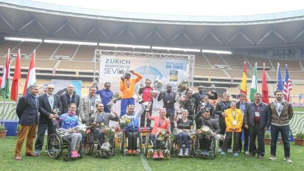 Nota De Prensa. Zurich Maratón