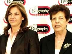 La madre de Arantxa Sánchez Vicario viaja a Miami