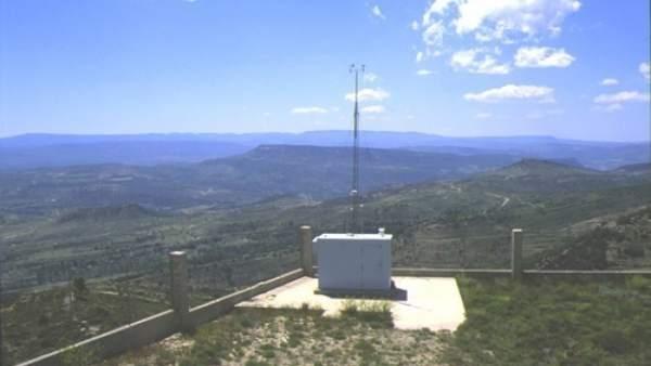 Estación de medición