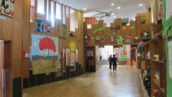 Escuela infantil de Conxo