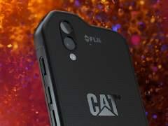 El nuevo Cat Phone: un móvil pensado para bomberos y profesionales de la construcción
