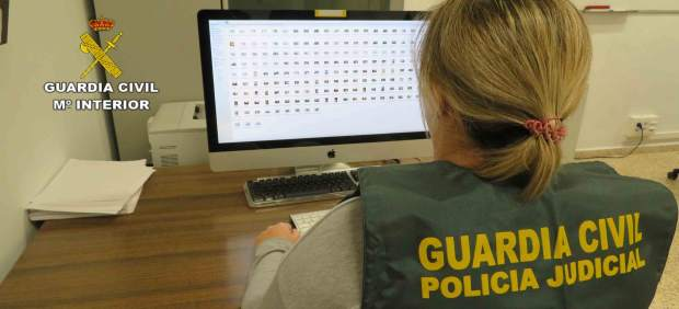 Guardia Civil, policia judicial