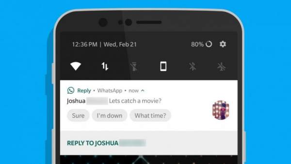 Así es Reply, la app de Google que responde por ti en WhatsApp