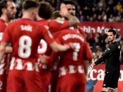 El Atlético de Madrid hace una 'manita' al Sevilla