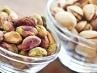 ¿Cuántas calorías tienen los pistachos?