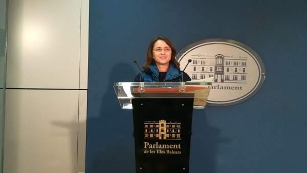 Olga Ballester, Ciudadanos