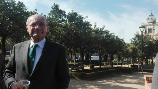 El alcalde de Málaga, Francisco de la Torre, anuncia ´que optará a reelección