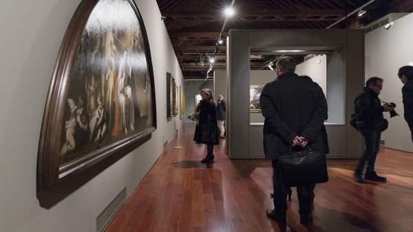 La exposición de Murillo que acoge el Espacio Santa Clara en el Año Murillo