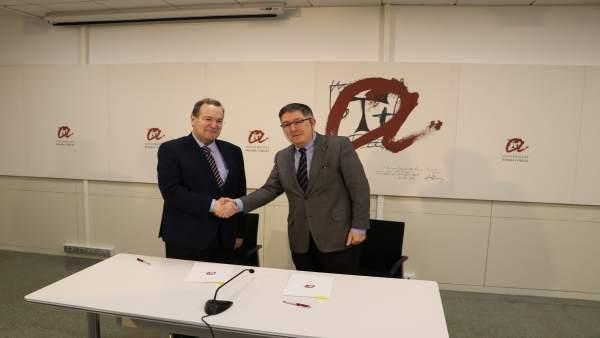 Ndp Primer Máster Interuniversitario De Unir Junto Con La Universitat Rovira I V