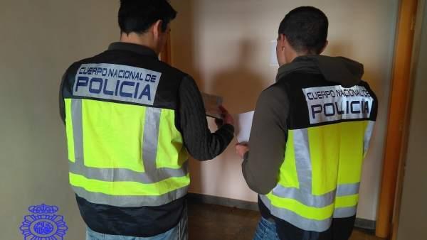 Inspección Policía piso relax