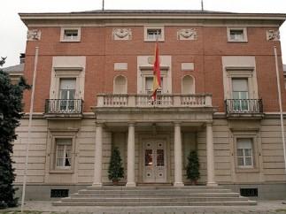 PALACIO DE LA MONCLOA (ESPAÑA)