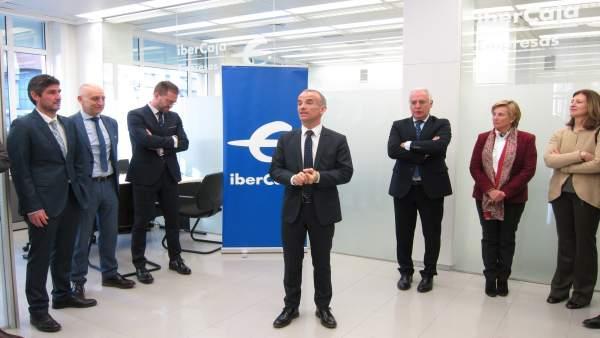 Inauguración Espacio Empresas Logroño Ibercaja