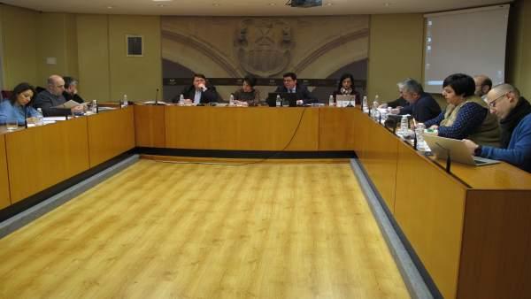 Presentación Ley Cuentas Abiertas