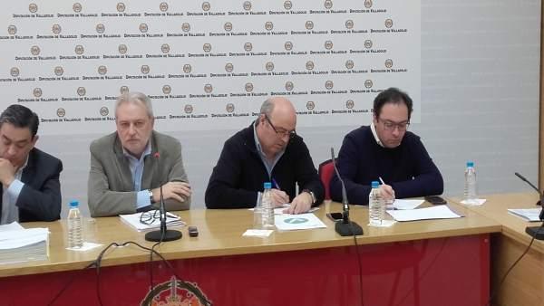 Mariano Gredilla comparece ante la comisión de Meseta Ski