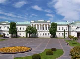 PALACIO PRESIDENCIAL VILNA (LITUANIA)