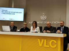 Balance de turismo en la ciudad de València en 2017