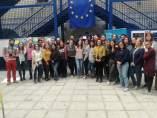1 Nota Y 2 Fotos Junta (Servicio Voluntario Europeo)