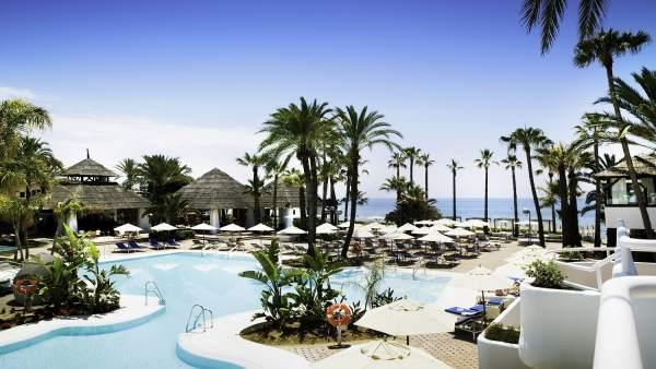 Hotel de Málaga Costa del Sol turismo vacaciones turistas ocio