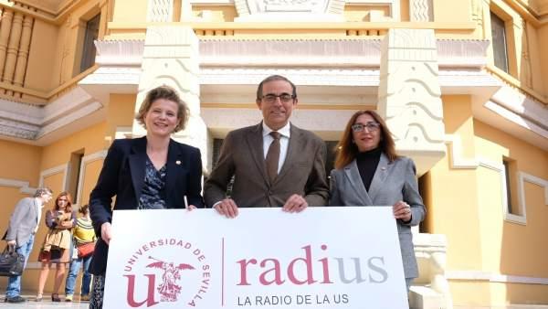 La Universidad De Sevilla Presenta Radius