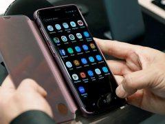 Samsung patenta cargar el móvil con la pared de tu cuarto