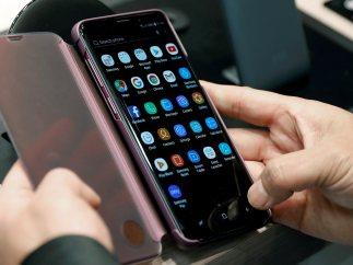 Pantalla del Samsung S9