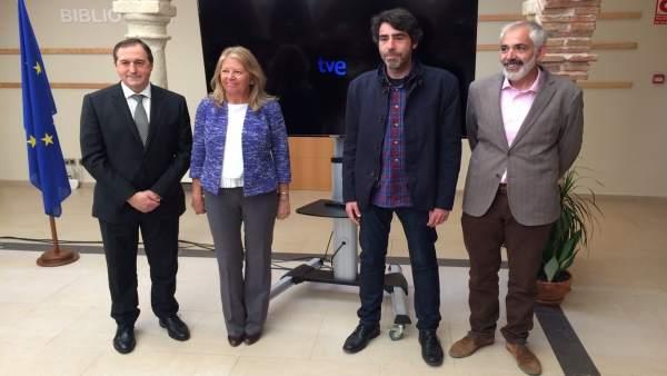 Presentación del documental de Pablo Ráez que emitirá TVE sobre él y la leucemia