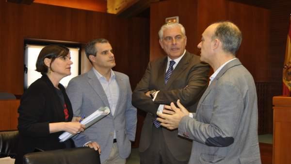 Comisión de Hacienda, Presupuestos y Administración Pública.