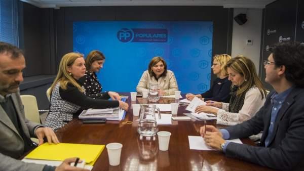 """El PP vol que Oltra informe als grups sobre la gestió de menors cada tres mesos: """"No està fent res"""""""